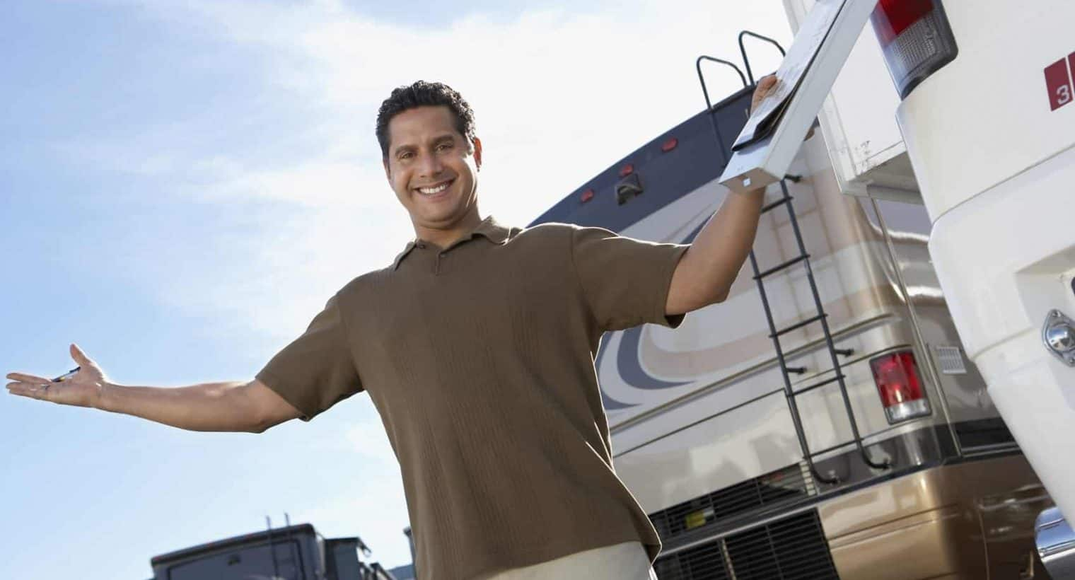 consigning your rv