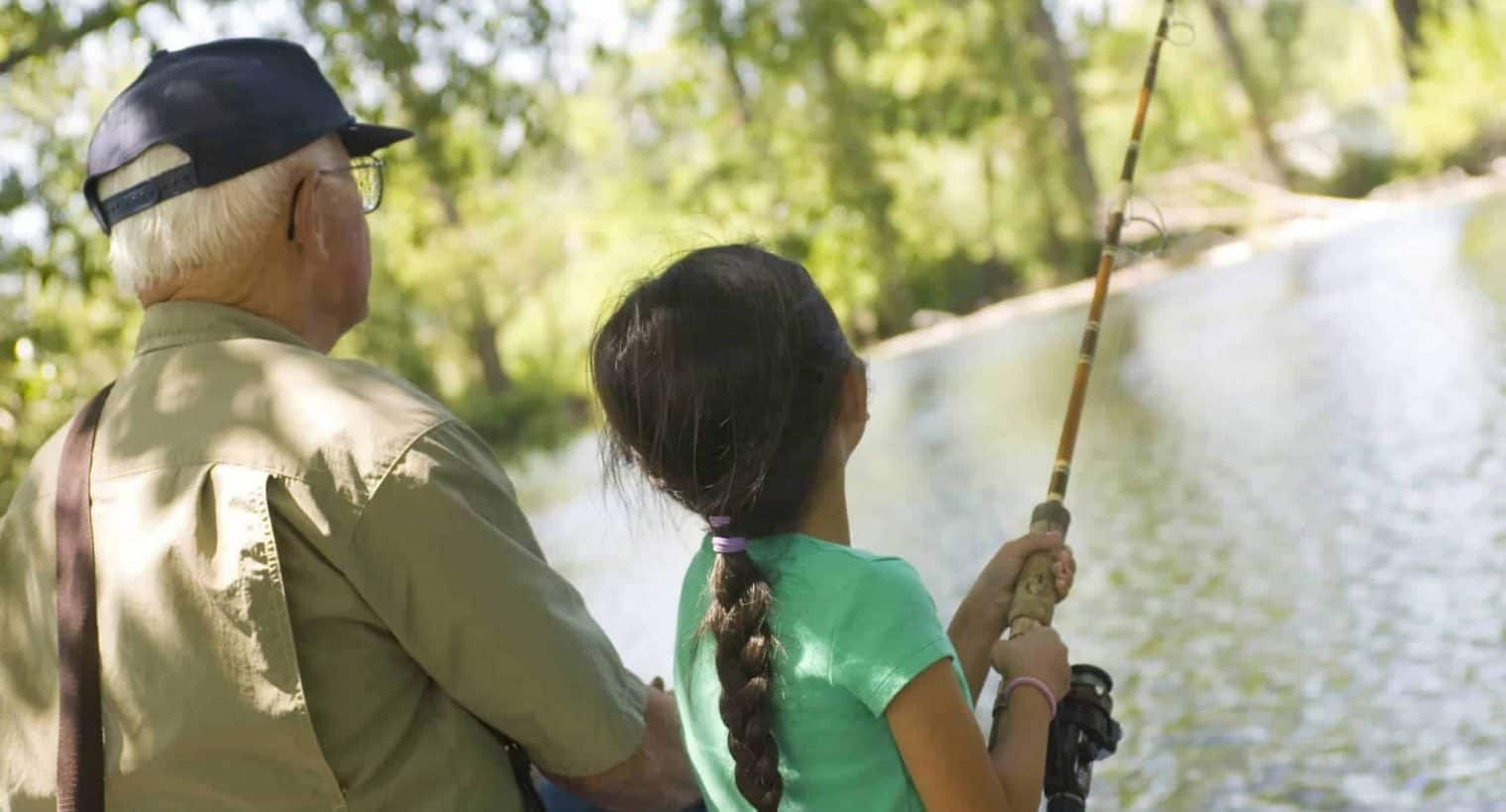 family friendly fishing