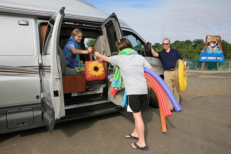 Summer RV Trip