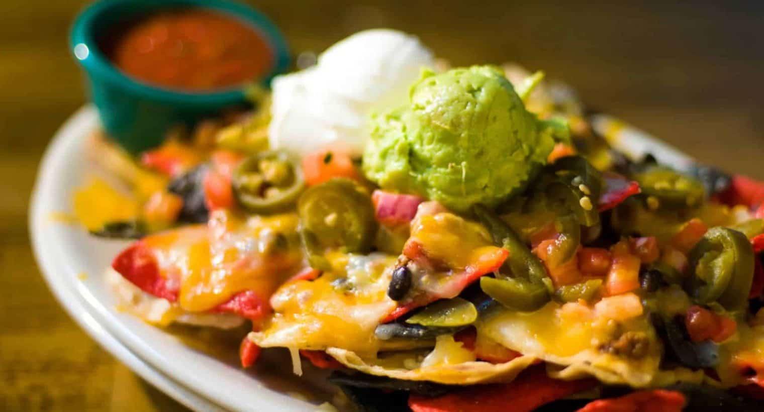 tailgating recipes nachos